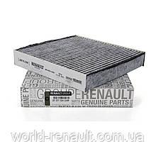 Фильтр салона угольный на Рено Каптюр / Renault (Original) 272773151R