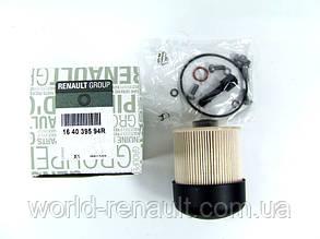 Топливный фильтр на Рено Каптюр 1.5dci K9K / Renault ORIGINAL 164039594R