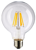 LED лампа филомент  G80-4W-0