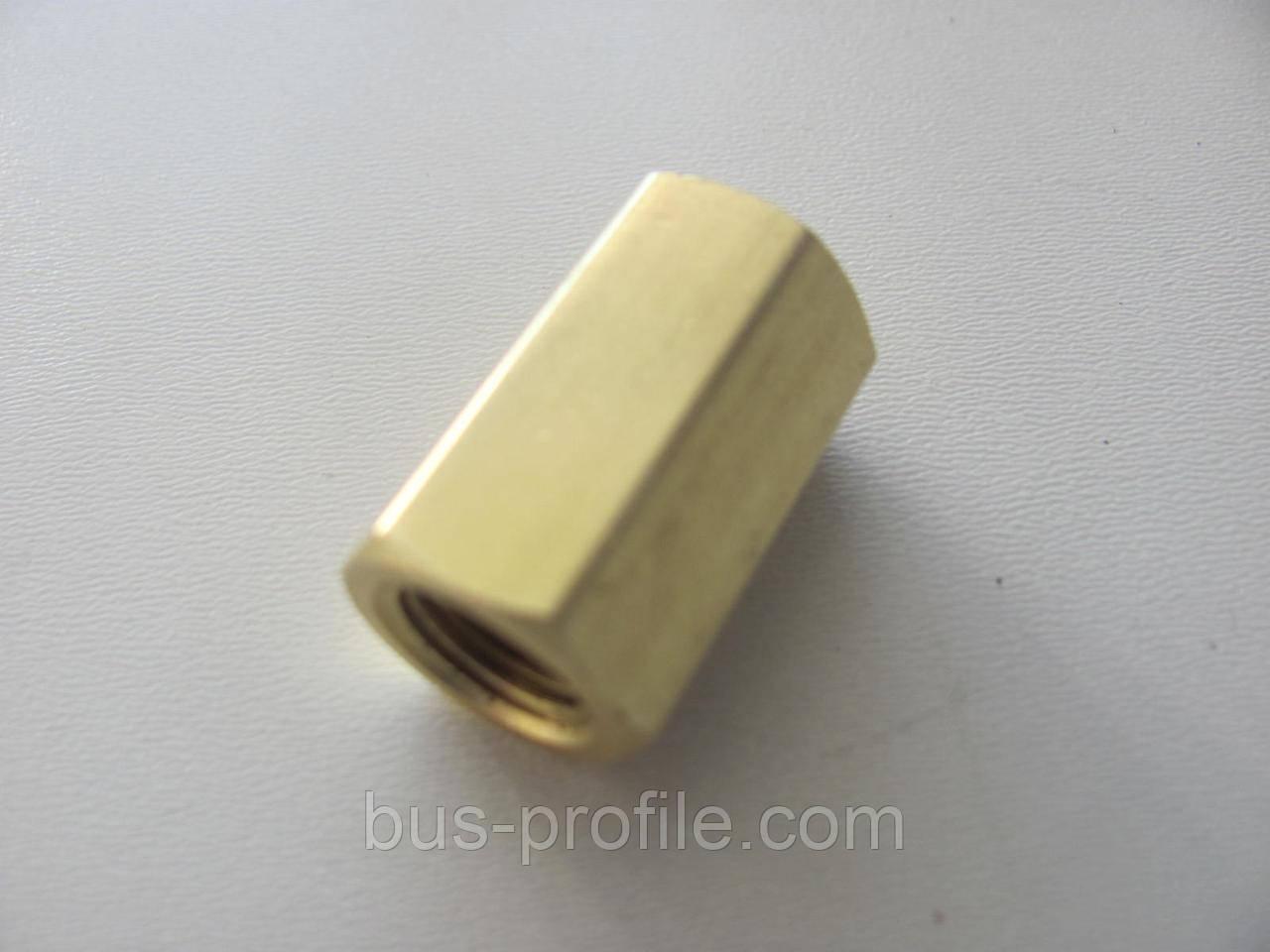 Соединитель тормозной трубки (m10/1 мама/мама) — WP — WPL-121