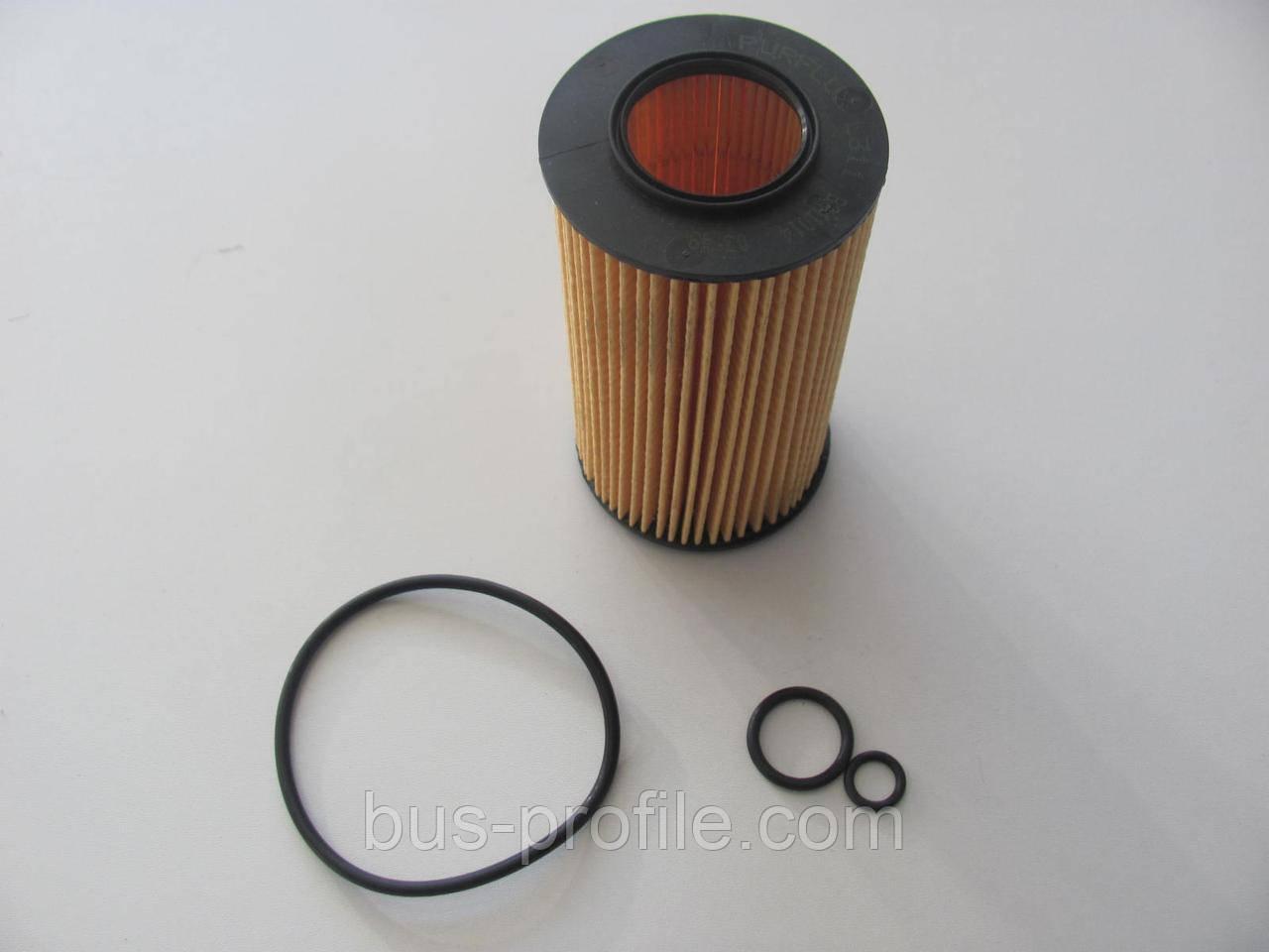 Масляный фильтр на MB Sprinter/Vito 2.2 CDI — PURFLUX — L311