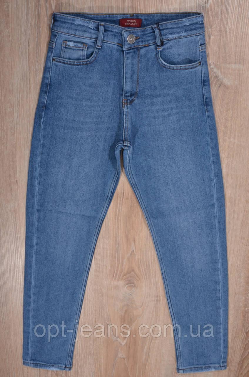 WOOX джинсы женские MOM (26-31/6шт.) Демисезон 2019