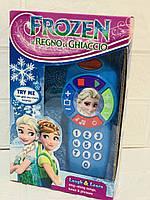 Детский мобильный телефон Frozen