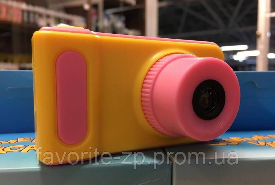 Детский цифровой фотоаппарат Smart Kids Camera Full HD NEW 2019!