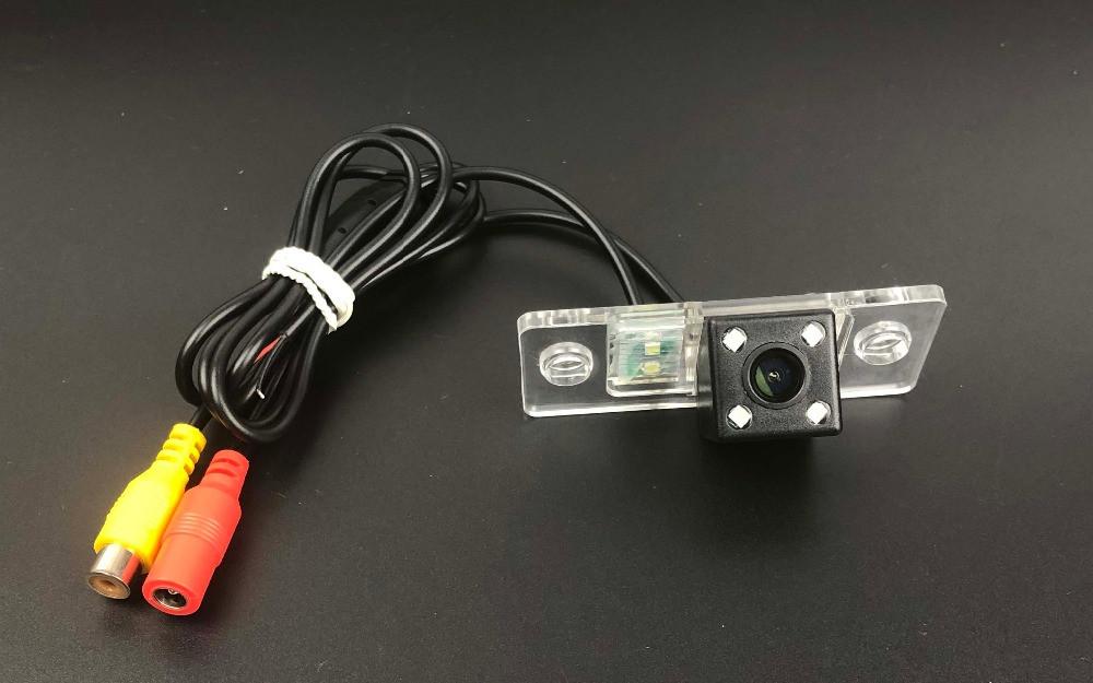 Камера заднего вида ночного видения для Volkswagen VW Jetta MK4/Bora A4 1999 ~ 2005