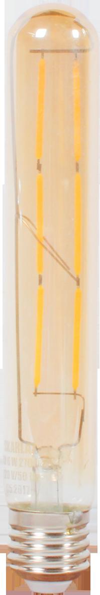 LED лампа филомент  T30-6W-8