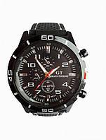 Часы мужские кварцевые GТ-200W Черный, КОД: 115925