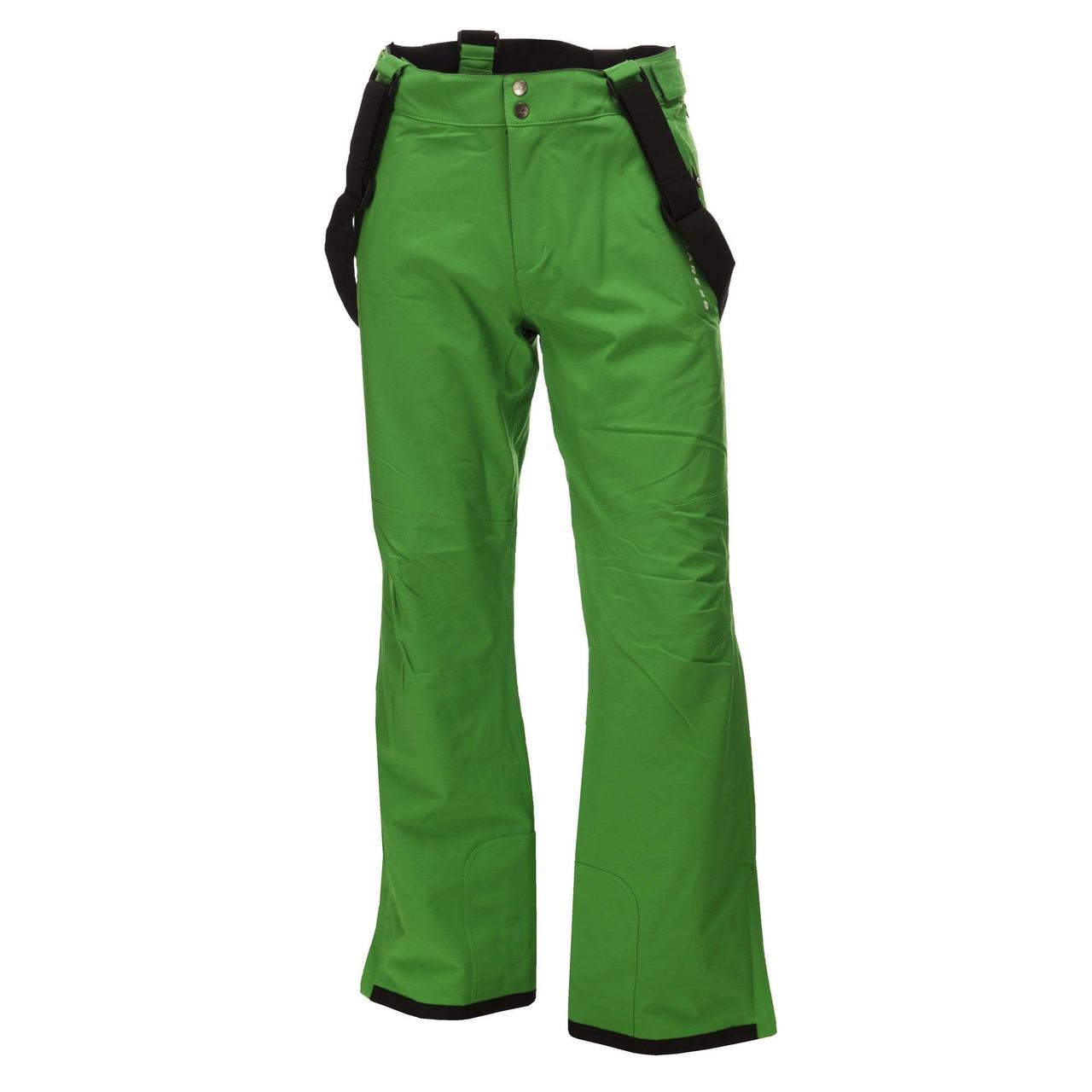 Гірськолижні чоловічі штани Dare 2b XХХL Qualify зелені | великі лижні \ сноубордичні штани