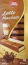 Шоколад в стиках Mister Choc Latte Macchiato 200g