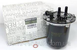 Комплект топливного фильтра на Рено Каптюр 1.5dci/ Renault ORIGINAL 164002670R/164000797R
