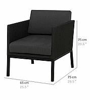 "Лаунж кресло ""PRIME - Outdoor and Indoor"", фото 1"