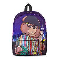 Оригинальный городской рюкзак Cool Cat (медведь)