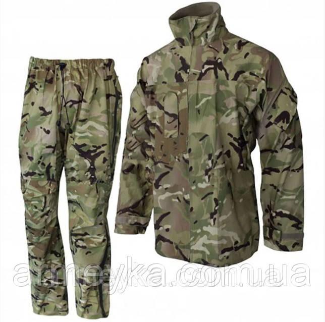 Goretex MTP/Multicam Lightweight (Multi Terrain Pattern), куртки+брюки комплекты. 1-й сорт.