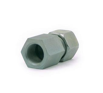Муфта с внутренней резьбой (сталь) Hydroflex 1018 - METRIC