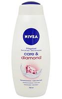 "Гель для душа Nivea ""Care & diamond"" (750мл.)"