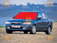 Стекло лобовое MAZDA 323 1998-03г. (пр-во NORD GLASS Польша) ГС 101345 (предоплата 400 грн)