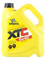 Моторное масло BARDAHL XTC 5W40 (4л)