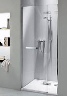 Душевая дверь в нишу Kolo Next 120 HDRF12222003R глянцевый хром, прозрачное, правосторонняя, фото 1