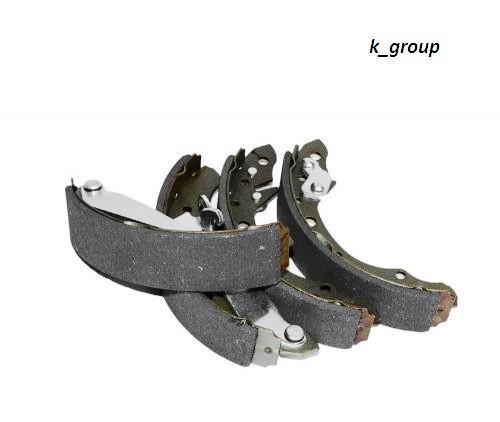 Колодки тормозные задние Geely CK (Джили СК) без ABS