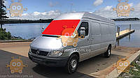 Стекло лобовое MERCEDES SPRINTER, VW Crafter после 2006г. . (пр-во FUYAO) ГС 104290 (предоплата 450 грн)