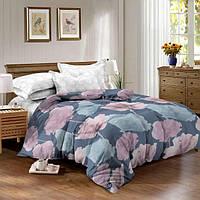 Постельное белье сатин,постельное белье цветы  , постельное компаньон