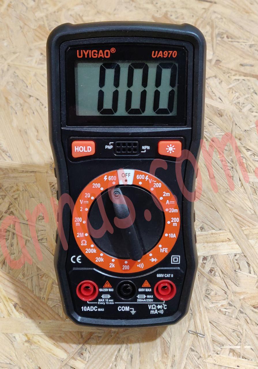 Мультиметр (тестер) UA970 цифровий