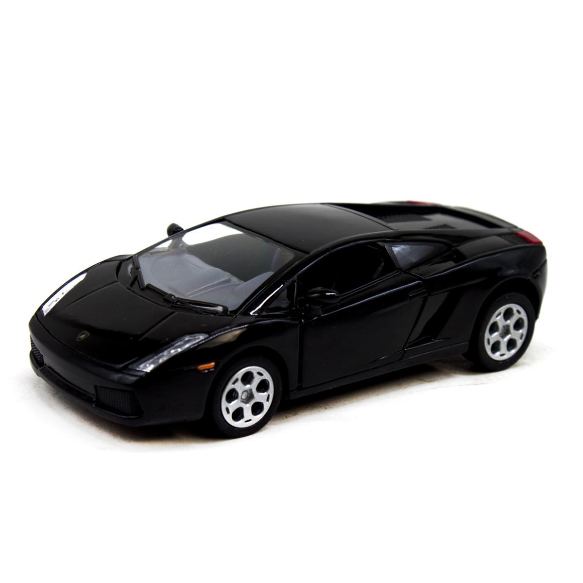 Машинка KINSMART Lamborghini Gallardo черный
