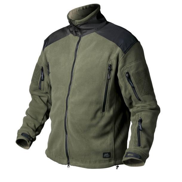 Куртка Helikon Liberty Olive/Black BL-LIB-HF-16