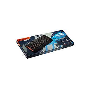Клавиатура Canyon CND-SKB3-RU Black USB, фото 2