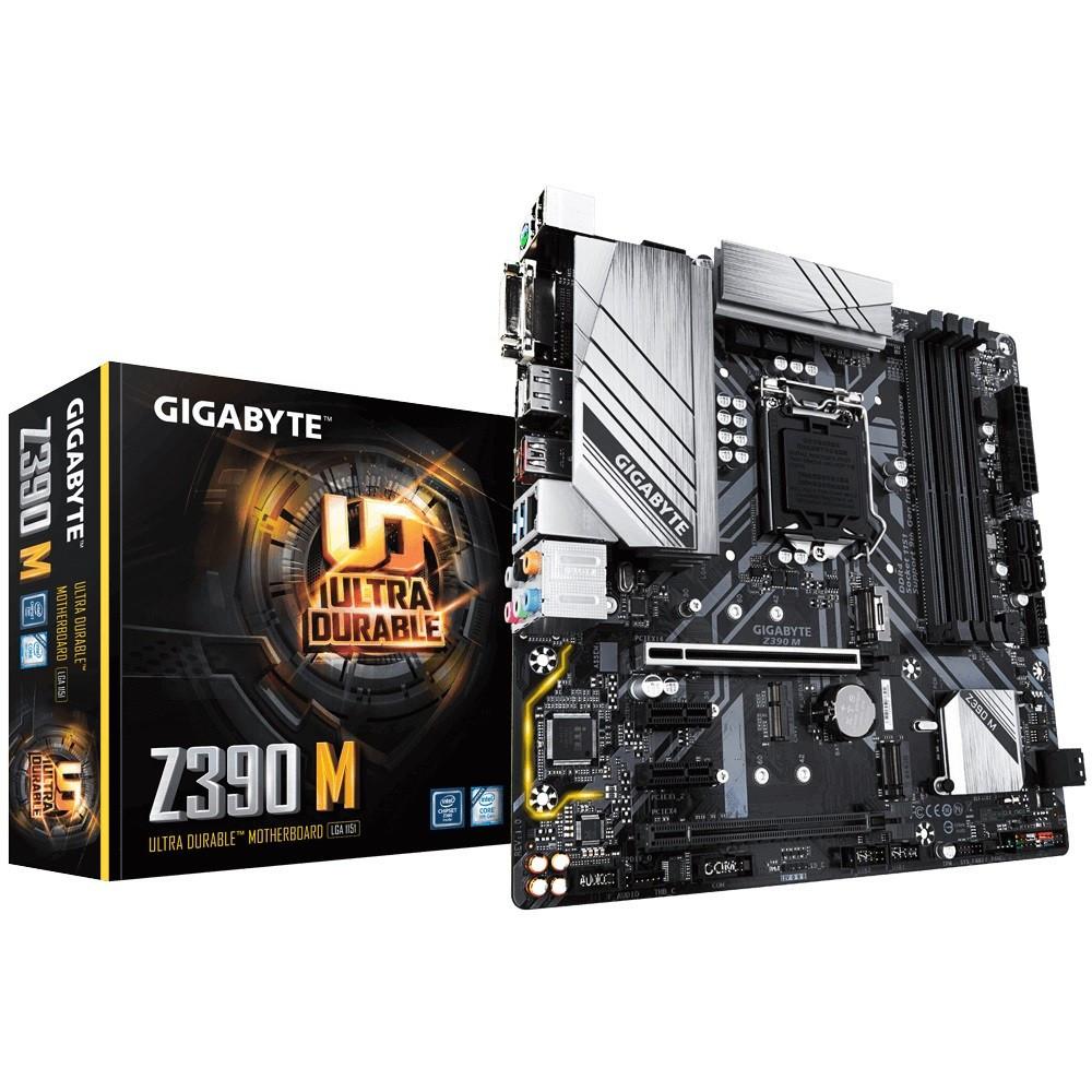 Материнская плата Gigabyte Z390 M Socket 1151