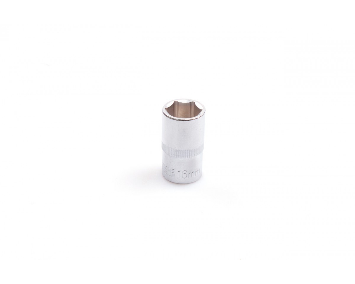 "Головка шестигранная 1/2"", 16 мм, CRV LA 601216 Lavita"