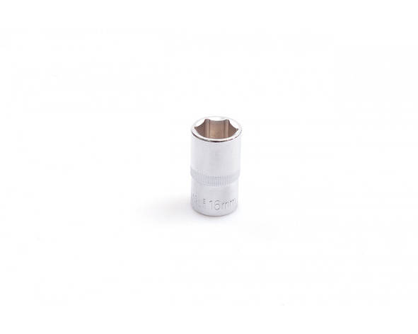 "Головка шестигранная 1/2"", 16 мм, CRV LA 601216 Lavita, фото 2"