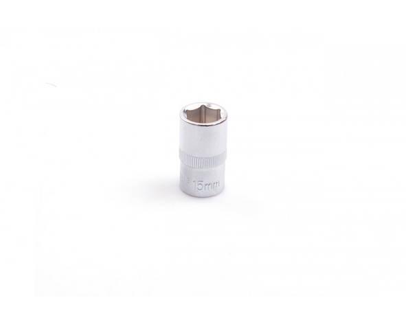 "Головка шестигранная 1/2"", 15 мм, CRV LA 601215 Lavita, фото 2"