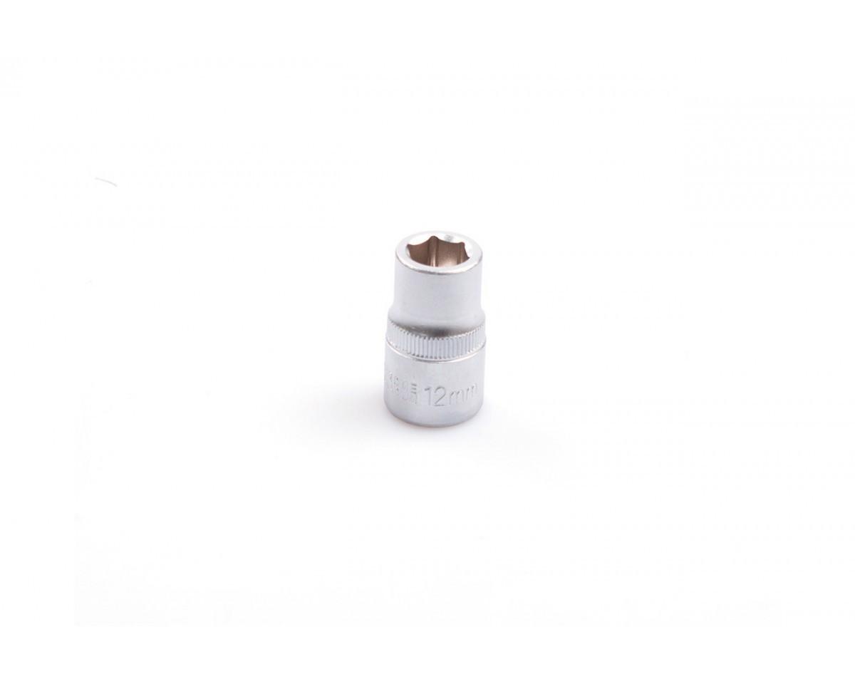 "Головка шестигранная 1/2"", 12 мм, CRV LA 601212 Lavita"