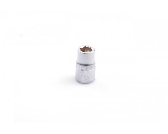 "Головка шестигранная 1/2"", 12 мм, CRV LA 601212 Lavita, фото 2"