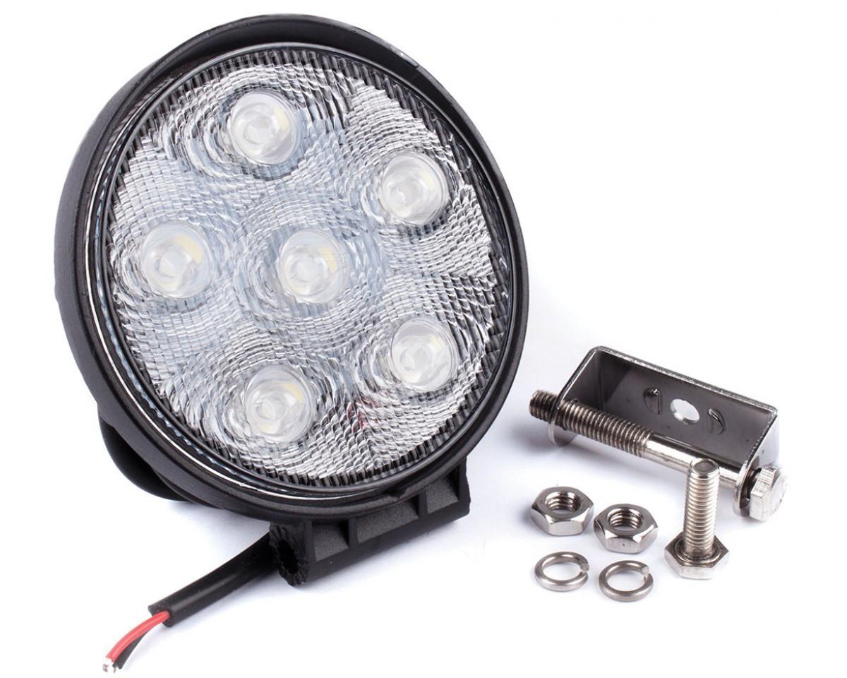 Фара дневного света 128x110x43 мм, LED 6x3 Вт, 1 шт. LA 291811 Lavita