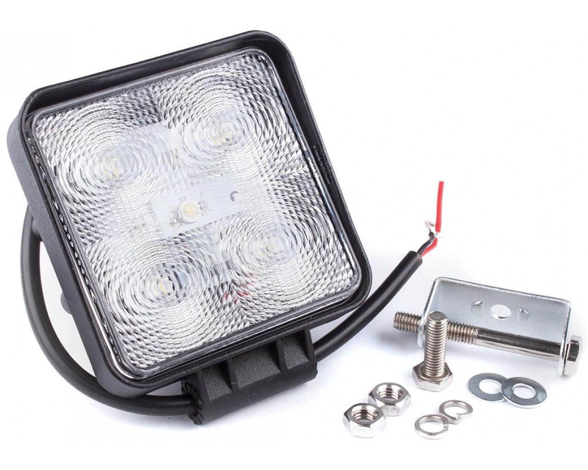 Фара дневного света 128x110x41 мм, LED 5x3 Вт, 1 шт. LA 291519 Lavita