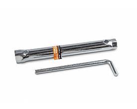 Ключ свічний L-подібний 16 мм 21 мм, довжина 200 мм LA 511505 Lavita