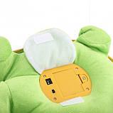 Музыкальный ночник-проектор, звездное небо черепашка Turtle Night Sky Green (ZOSTURTLE Green), фото 4