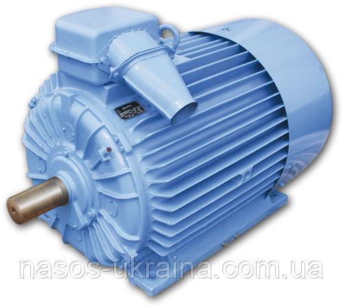 Электродвигатель 4АM225M8 (АД 225М8) 30кВт/750об/мин