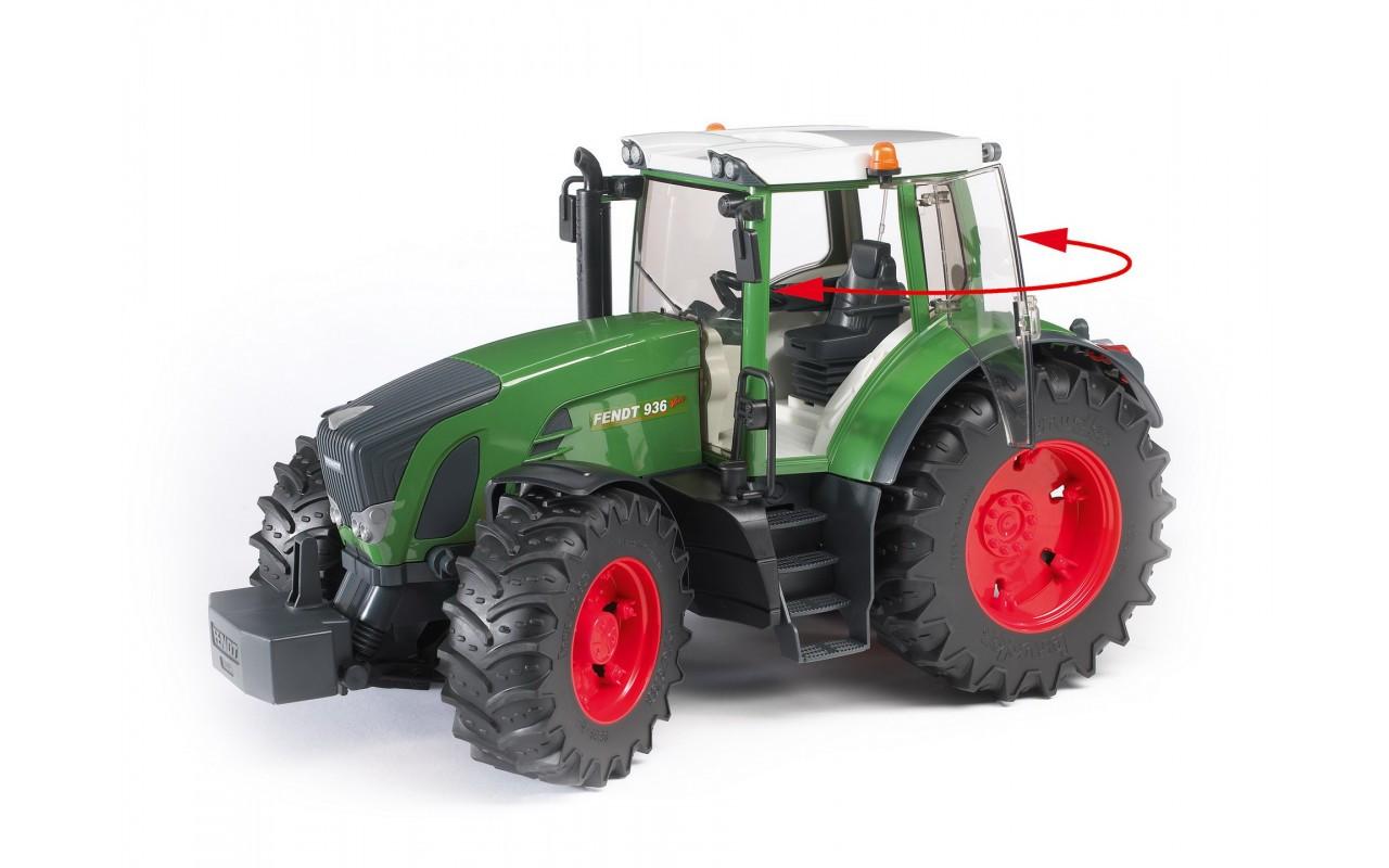 Игрушка - машинка Bruder  трактор Fendt 936 Vario-03040