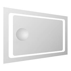 Зеркало прямоугольное VOLLE 16-55-558