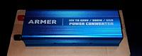 Преобразователь напряжения 12V-220V/900W/USB/мод.волна  Дорожная карта