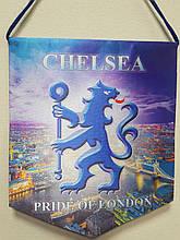 Вимпел футбольний FC Chelsea.