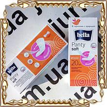 Прокладки Bella Panty Soft 1 к. (ежедневные) 20 шт.