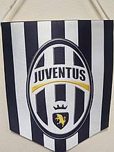 Вимпел футбольний FC Juventus.