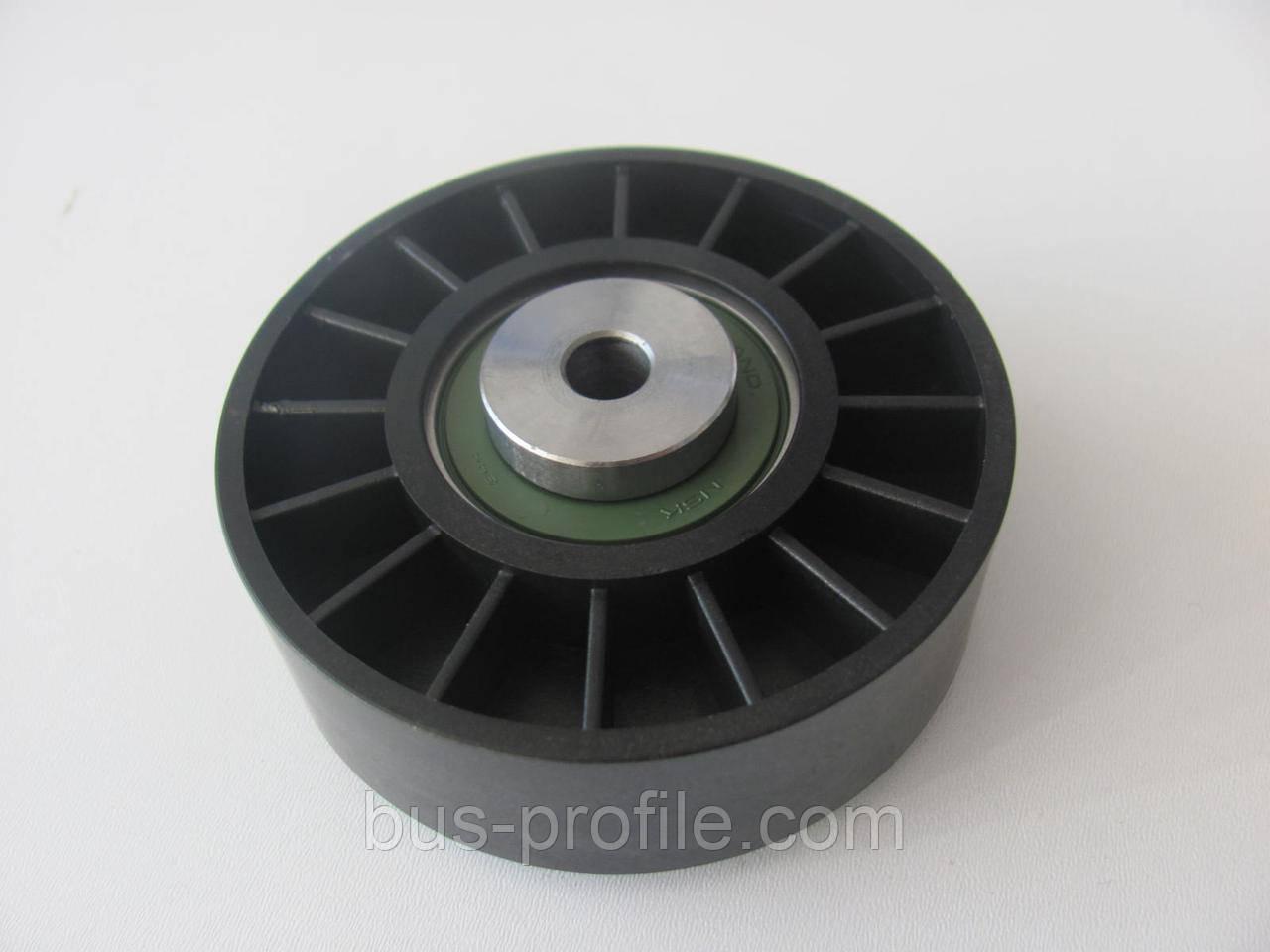 Натяжной ролик (гладкий) на MB Sprinter/Vito OM601-602 — FEBI BILSTEIN — 02249