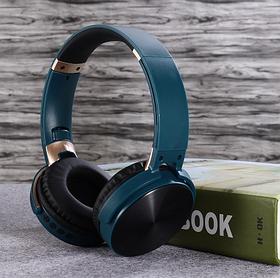 "Наушники ""Enjoy Music S35"" Bluetooth Blue"