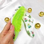 Расческа для распутывания волос, маленькая, фото 8