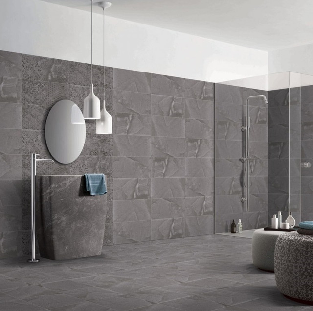 Настенная плитка 25х75 / Плитка для ванной 250х750мм